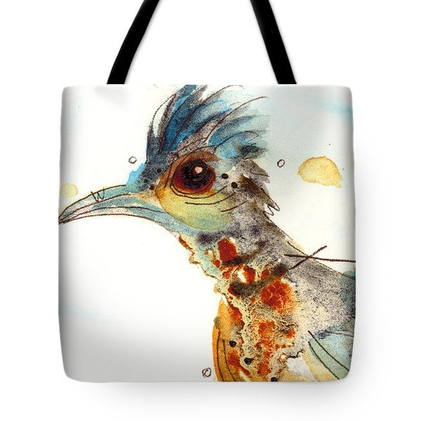 Stop And Smell What? Tote Bag by Dawn Derman