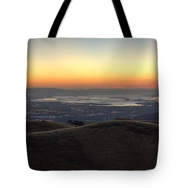 Tote Bag featuring the photograph Stop. Look. Enjoy. by Peter Thoeny