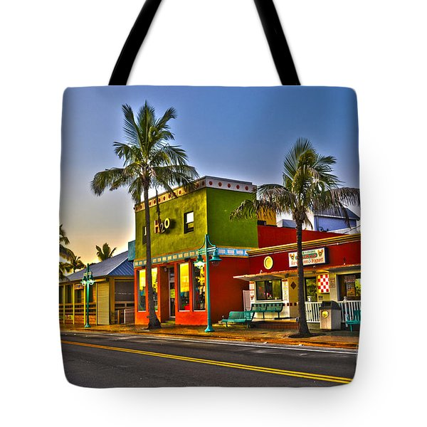 Store On Fort Myers Beach Florida Tote Bag