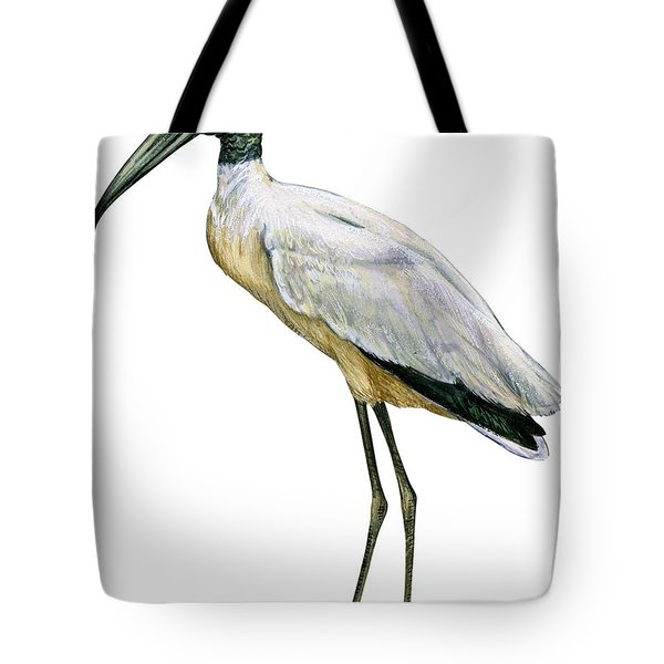 Stork Tote Bag by Anonymous
