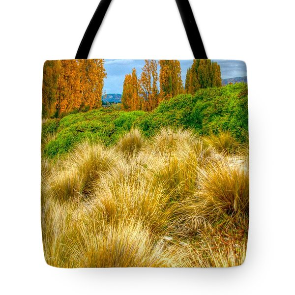 Storm Approaches Tote Bag
