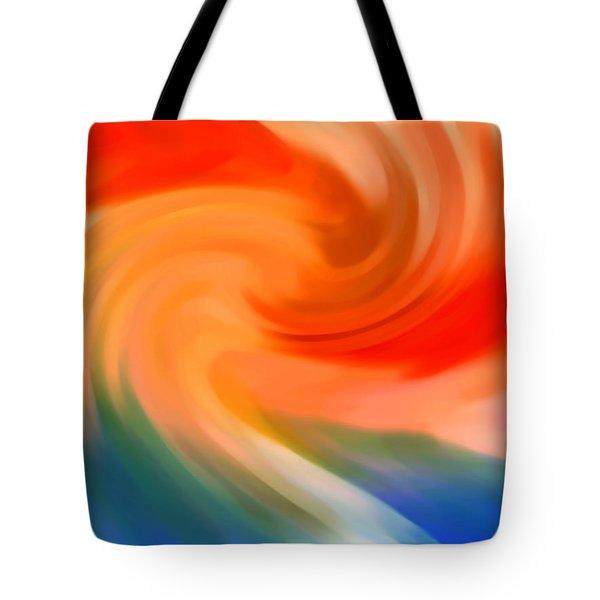 Storm At Sea 1 Tote Bag