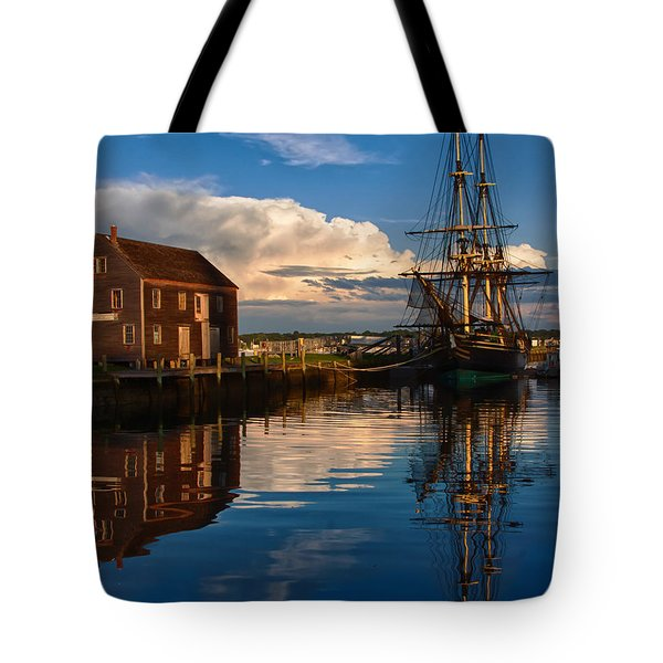 Storm Clearing Friendship Tote Bag