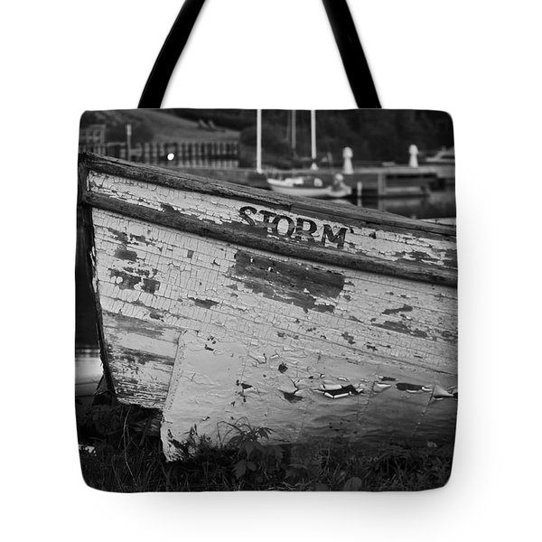 Storm Craft Tote Bag