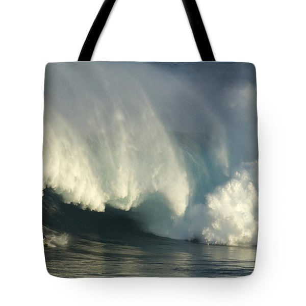 Storm Front Tote Bag by Bob Christopher