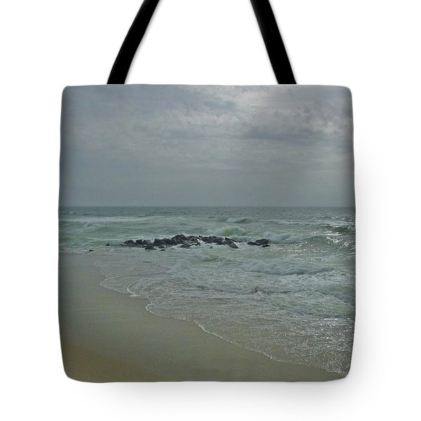 Storm In May Tote Bag