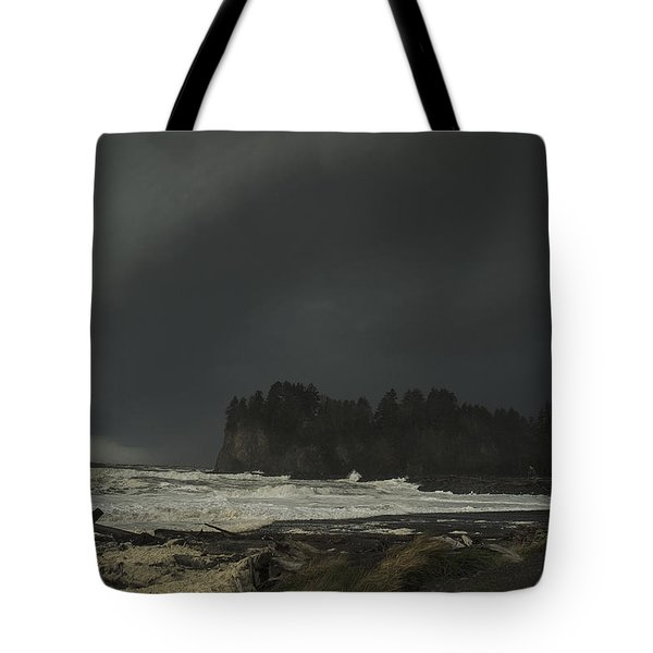 Storm Is Coming North West Wa Tote Bag