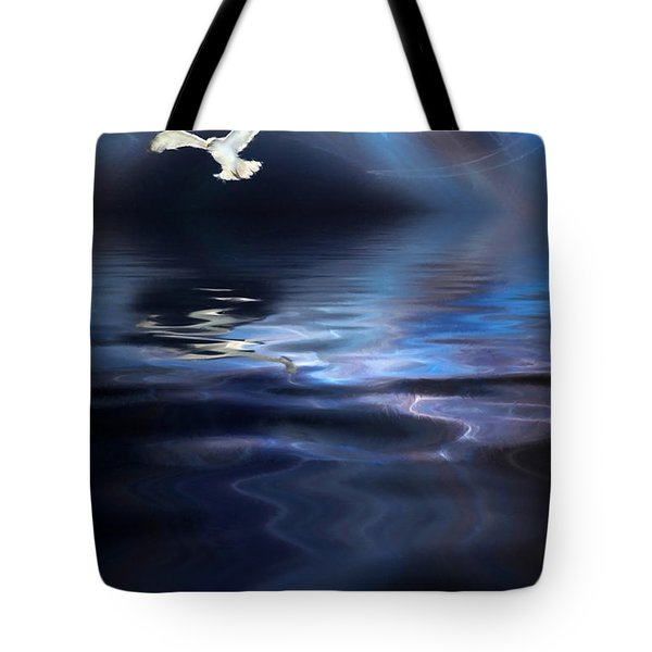 Storm Tote Bag by John Edwards