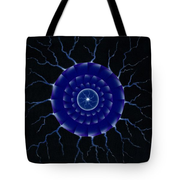 Storm. Tote Bag by Kenneth Clarke