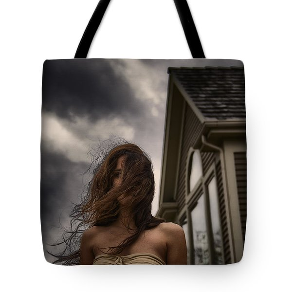 Storm Tote Bag by Margie Hurwich