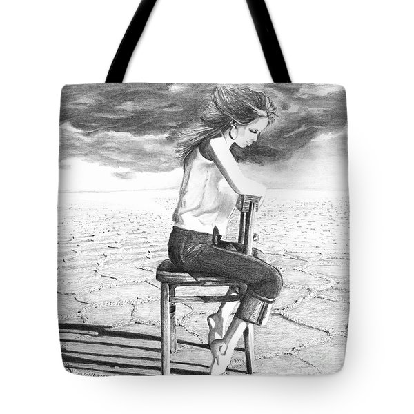 Storm Preparation Tote Bag