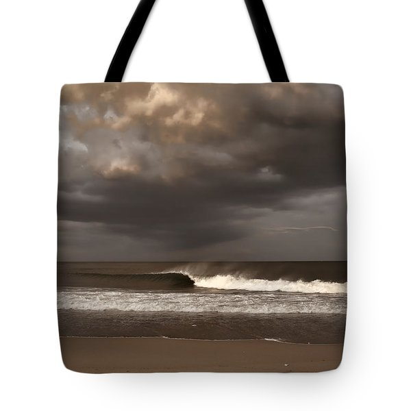 Storm Rolling Out Tote Bag