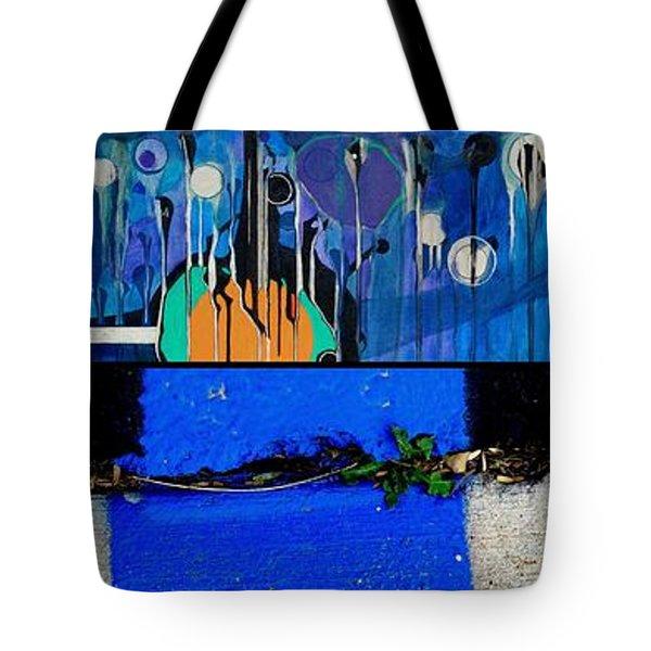 Storm Shudders Tote Bag
