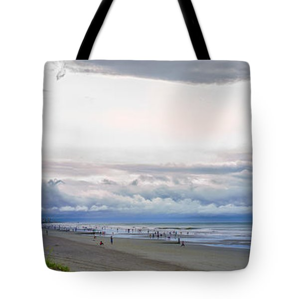 Storm Tail Tote Bag