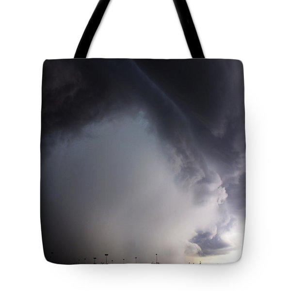 Storms Fury Award Winner Tote Bag