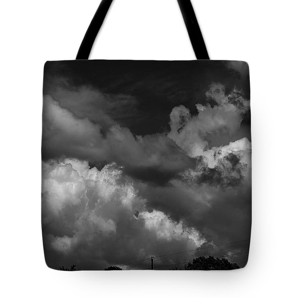 Stormy Weather Tote Bag