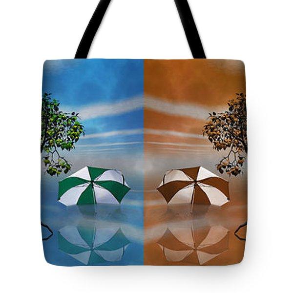 Story Tote Bag by Betsy Knapp