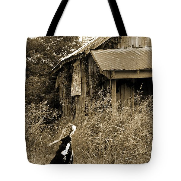 Story Of A Girl - Rural Life Tote Bag