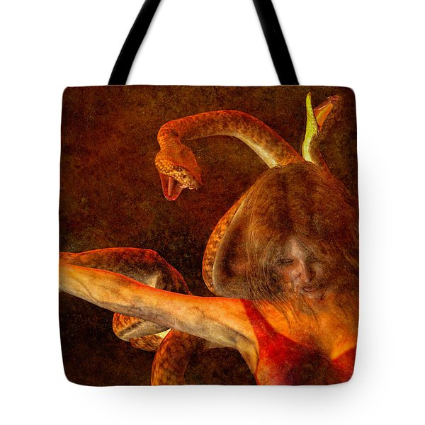 Tote Bag featuring the photograph Story Of Eve by Bob Orsillo