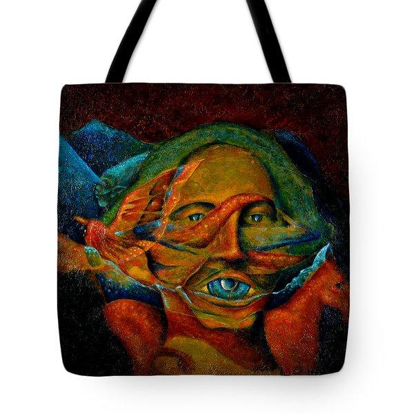 Storyteller Tote Bag