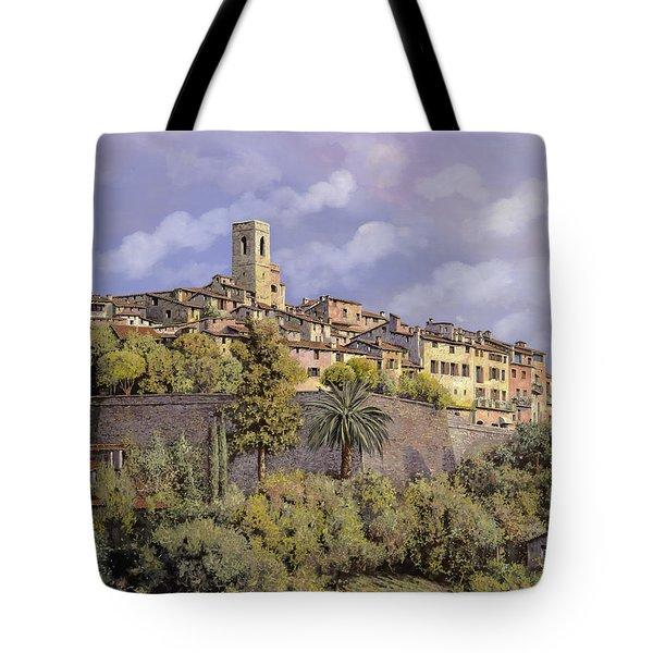 St.paul De Vence Tote Bag