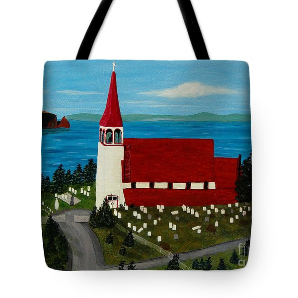 St.philip's Church 1999 Tote Bag by Barbara Griffin