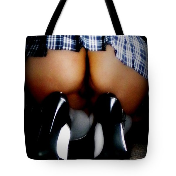 Straight A Student Tote Bag