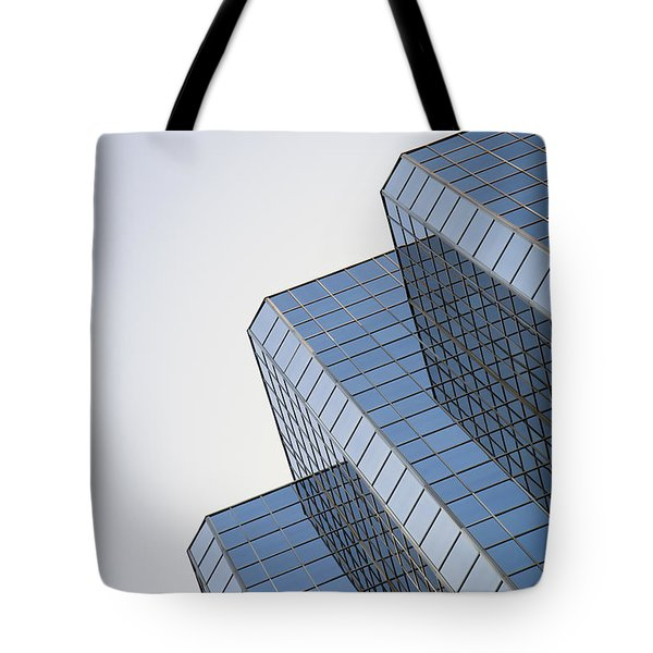 Straight Across My Mind Tote Bag