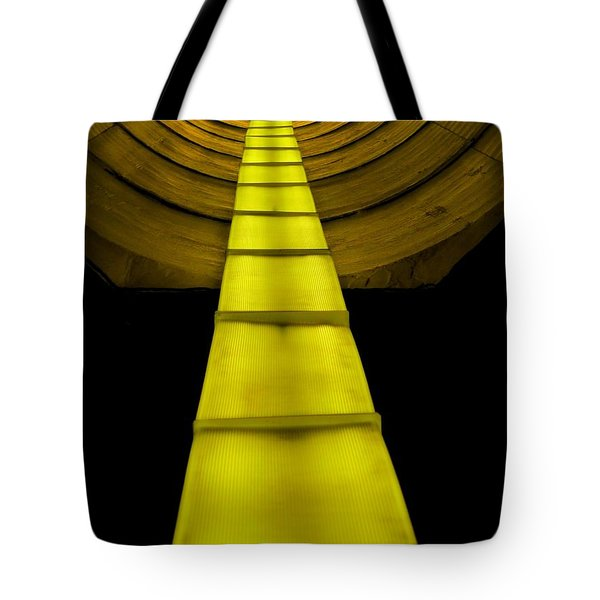 Straight Home Tote Bag by Newel Hunter