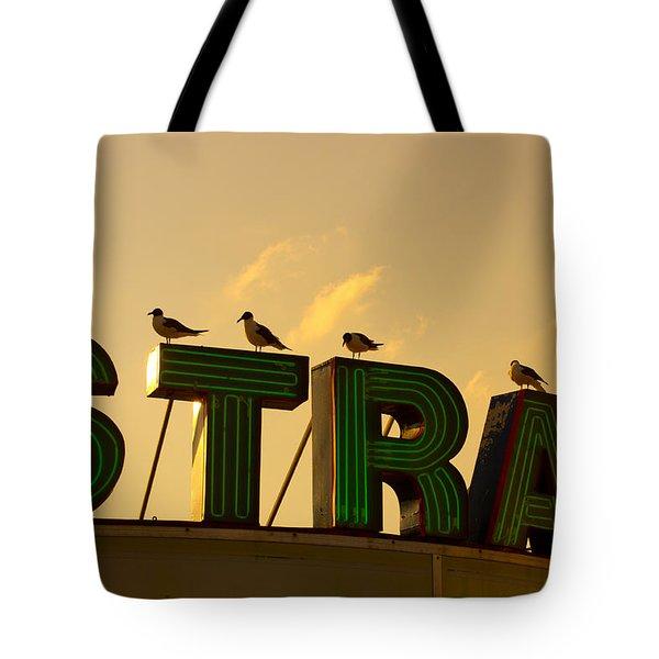 Strand Tote Bag by Tom Gari Gallery-Three-Photography