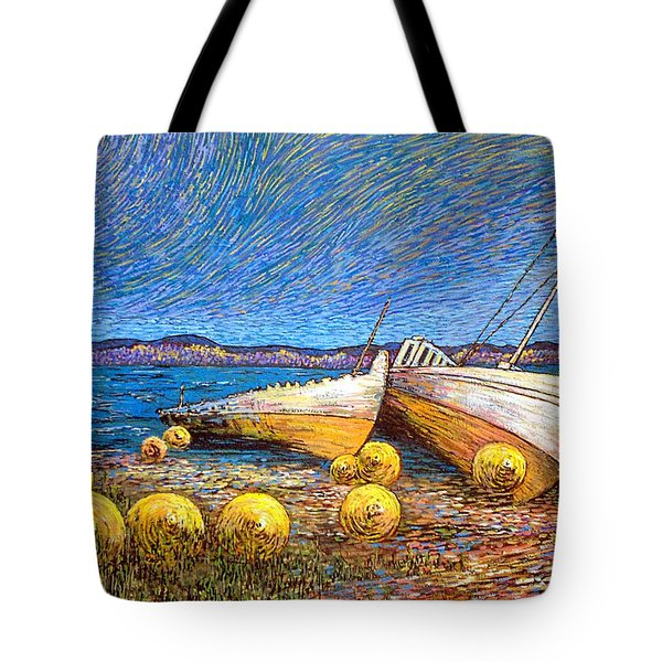 Stranded - Bar Road Tote Bag