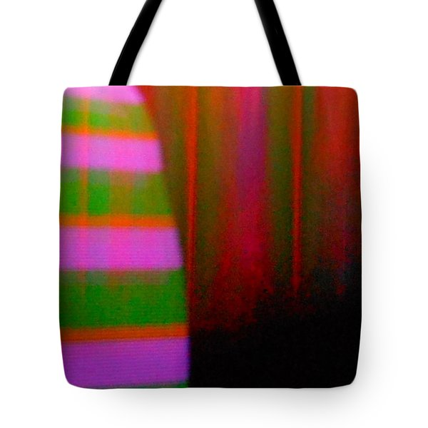 Strange Days Indeed Tote Bag