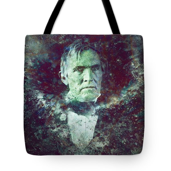 Strange Fellow 2 Tote Bag