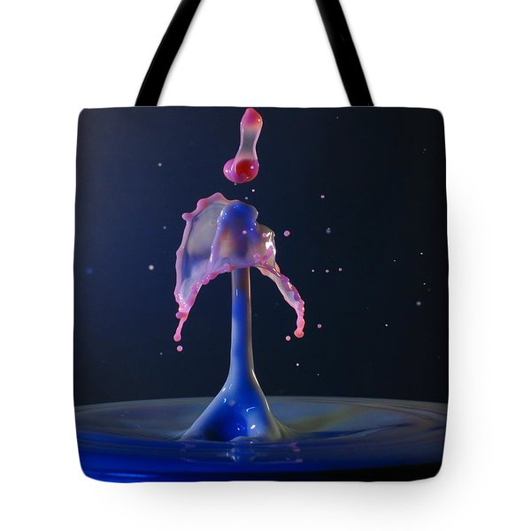 Tote Bag featuring the photograph Strange Love by Kevin Desrosiers