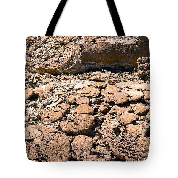 Strange Rock Tote Bag