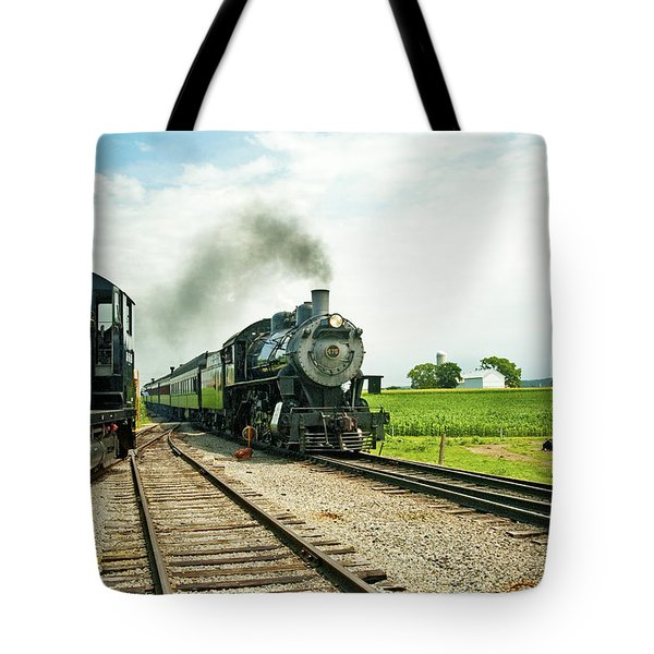 Strasburg Express Tote Bag