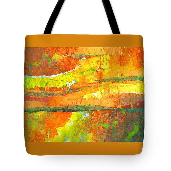 Strata Tote Bag