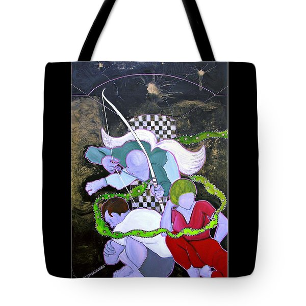 Strategic Intervention Tote Bag