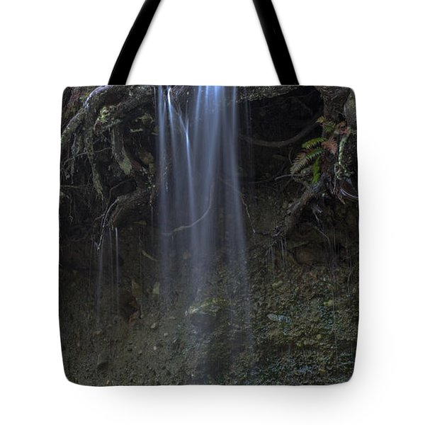 Streaming Mist Tote Bag