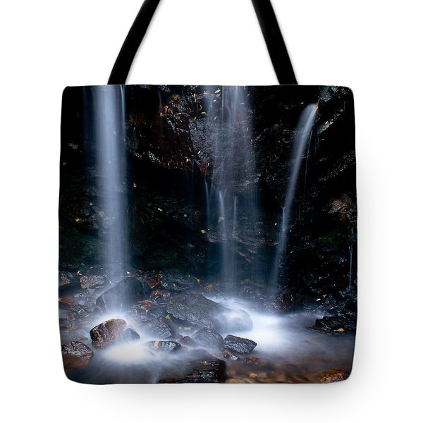 Streams Of Light Tote Bag
