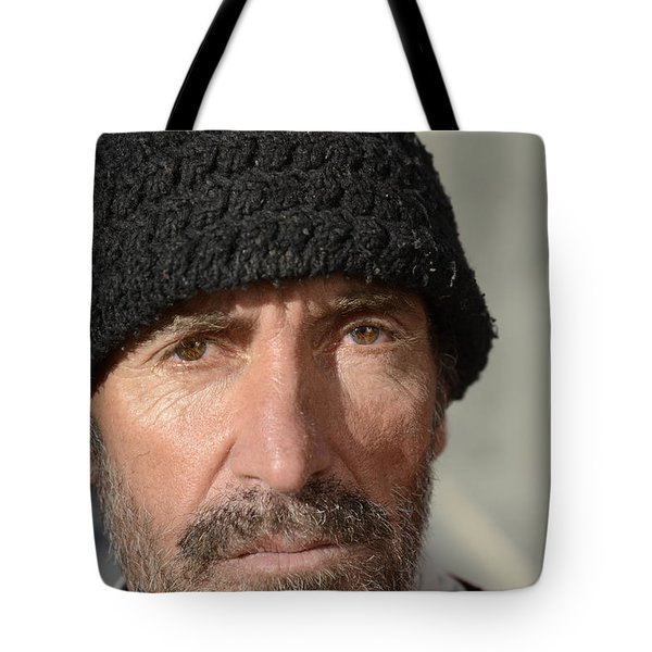 Street People - A Touch Of Humanity 24 Tote Bag