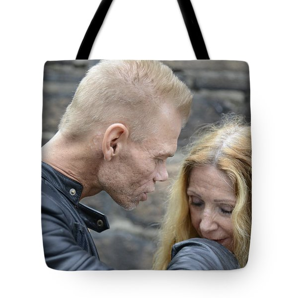 Street People - A Touch Of Humanity 4 Tote Bag