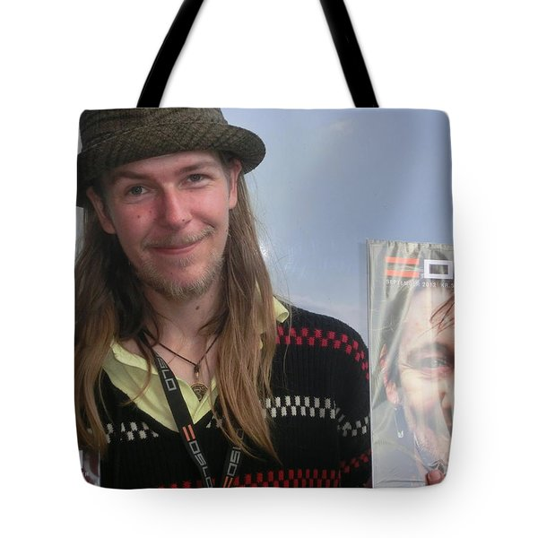 Street People - A Touch Of Humanity 5 Tote Bag