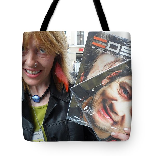 Street People - A Touch Of Humanity 6 Tote Bag