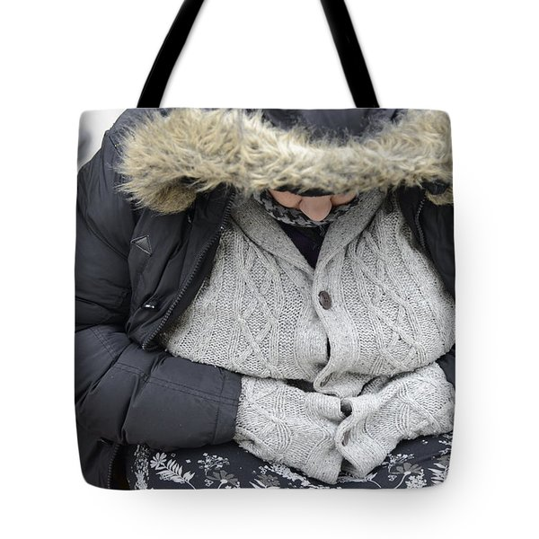 Street People - A Touch Of Humanity 7 Tote Bag