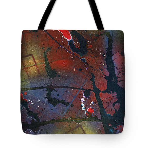 Street Spirit Tote Bag by Roz Abellera Art