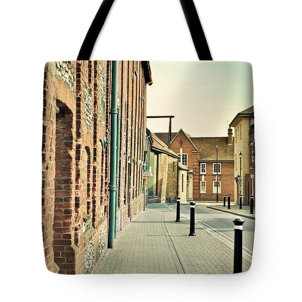 Street  Tote Bag by Tom Gowanlock