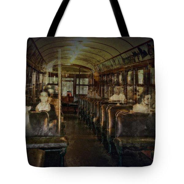 Streetcar Spirits Tote Bag