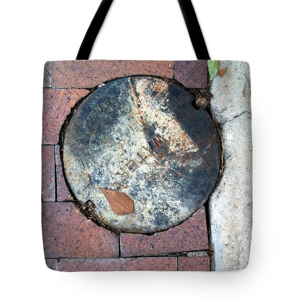 Streets Of Tucson 171 Tote Bag