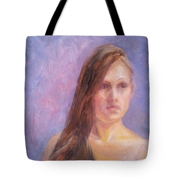 Strength And Beauty - Mariah Tote Bag